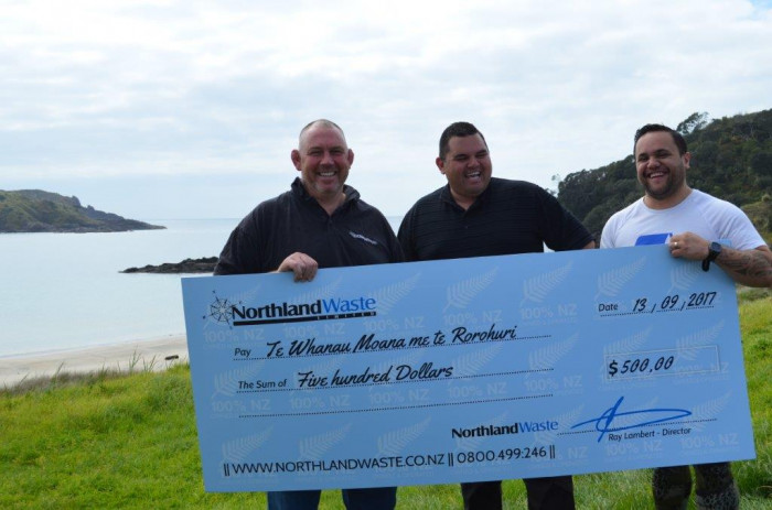 Protecting our moana: Northland Waste supports the rahui of Maitai Bay