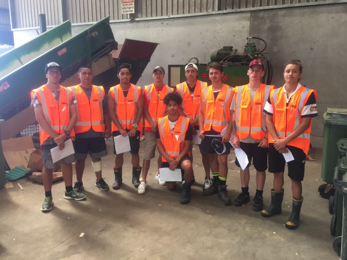 Northland Waste & Kaitaia College: working together within the community